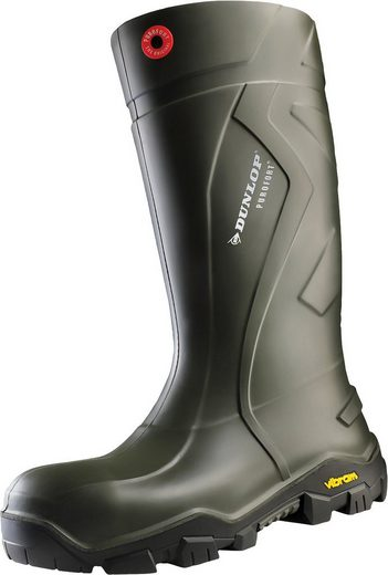 Dunlop »Purofort® + Outlander full safety with Vibram®« Gummistiefel Sicherheitsklasse S5