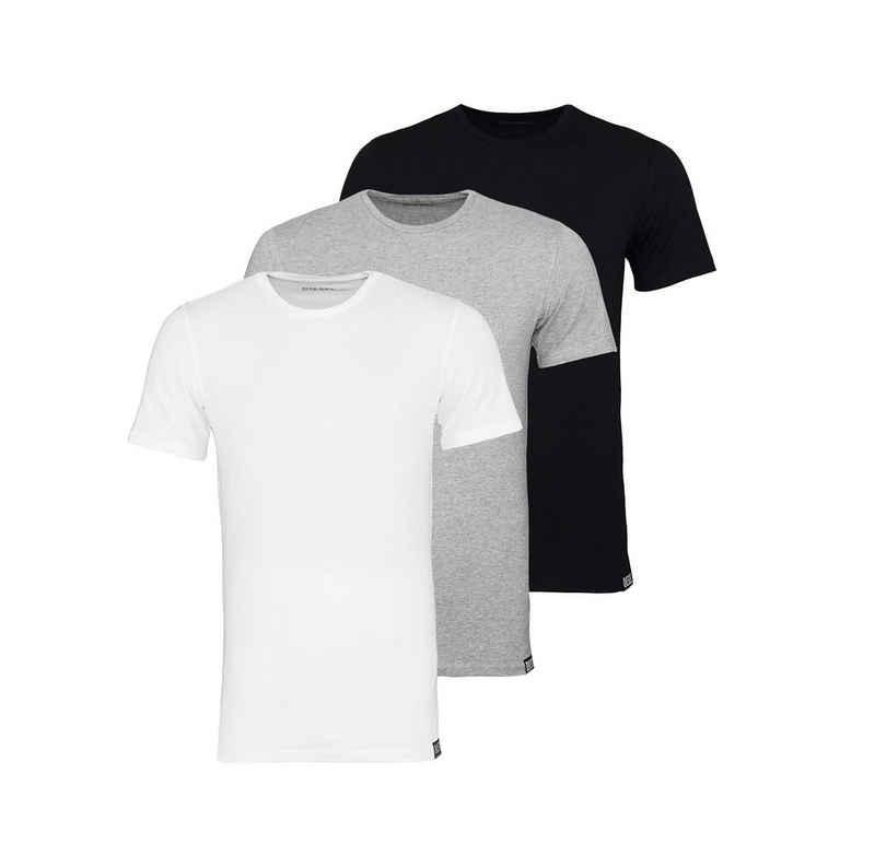 Diesel T-Shirt »Randal R-Neck« (3-tlg., 3er-Pack)