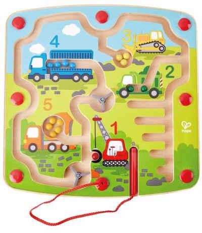 Hape Spiel, »Baufahrzeuge-Labyrinth«