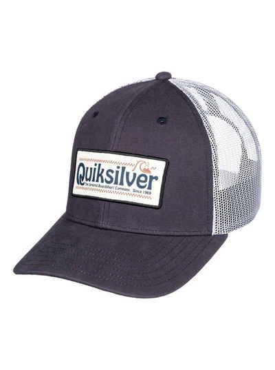 Quiksilver Trucker Cap »Big Rigger«