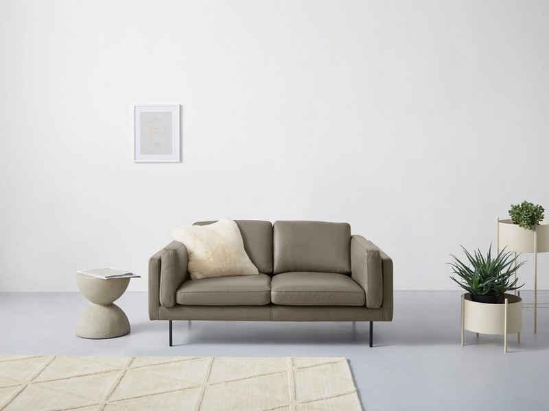Domicil 2-Sitzer »Wind«, inklusive seitlichen Armlehnenkissen