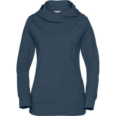 VAUDE Kapuzenpullover »Tuenno« Fair Wear Foundation,Green Shape,Nachhaltige Baumwolle,Recyclingmaterial,bluesign® product