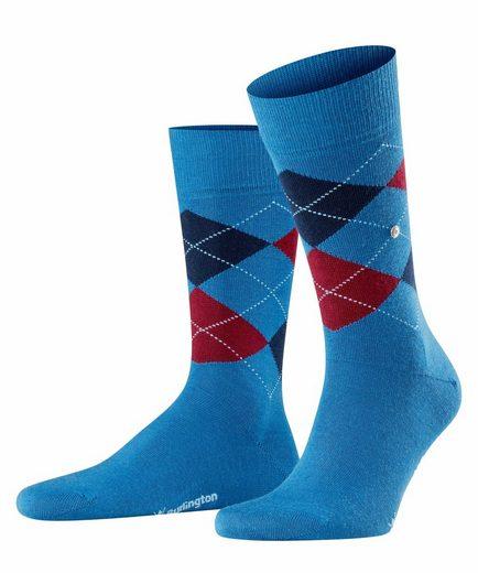 Burlington Socken »Edinburgh« (1-Paar) aus Schurwolle