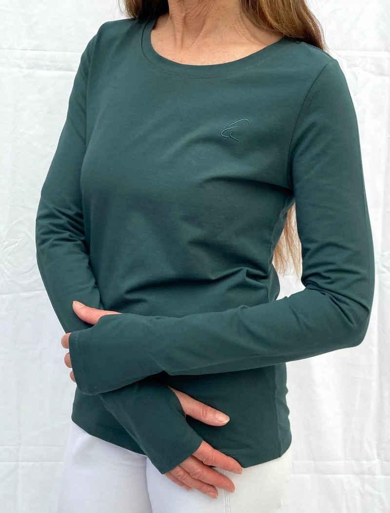 ESPARTO Yogashirt »Langarmshirt Vicitra«