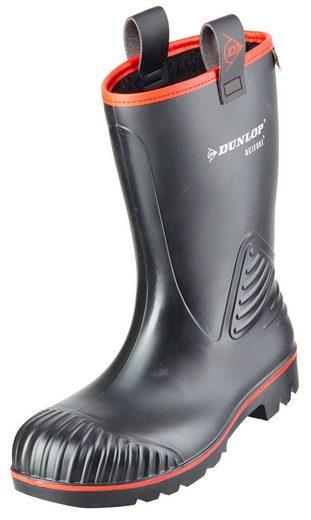 Dunlop »Rocker« Sicherheitsstiefel Sicherheitsklasse S5, mit warmer Fütterung
