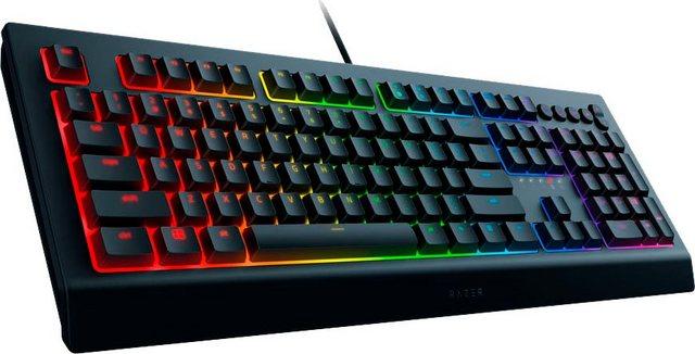 RAZER »Cynosa V2 - German Layout« Gaming-Tastatur