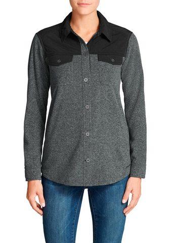 Eddie Bauer Marškiniai Chutes Field Fleece-Hemdjac...