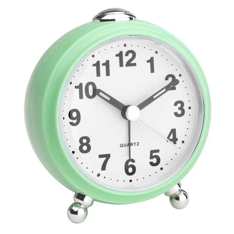 TFA Dostmann Quarzwecker »Analoger Retro Wecker TFA 60.1030 Sweep Uhrwerk Quarzuhr«