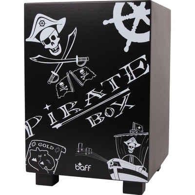 "Small Foot Spielzeug-Musikinstrument »Kindertrommelhocker ""Pirat""«"