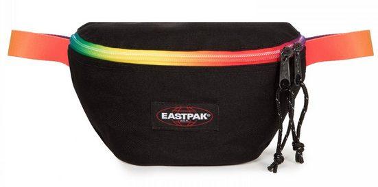 Eastpak Bauchtasche »SPRINGER, Rainbow Dark«, enthält recyceltes Material (Global Recycled Standard)
