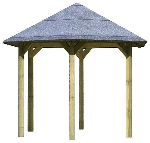 Karibu Holzpavillon Madrid