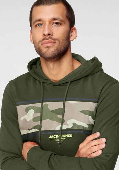 Jack & Jones Kapuzensweatshirt »SOLDIER SWEAT HOOD«