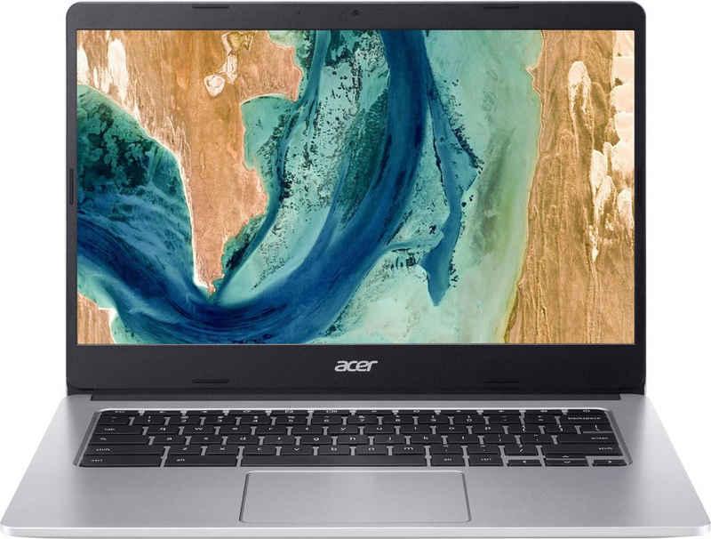 Acer Chromebook 314 CB314-2H-K17E Notebook (35,56 cm/14 Zoll, MediaTek ARM Cortex A73/A53 (MT8183), 64 GB SSD)