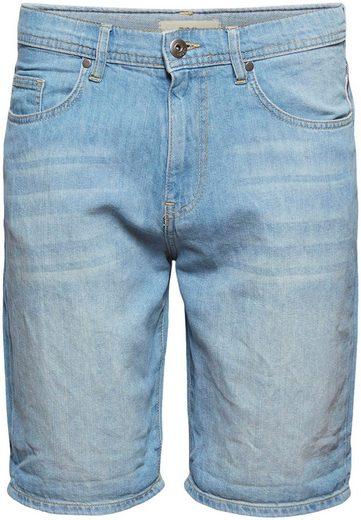 edc by Esprit Jeansshorts mit authentischer Waschung