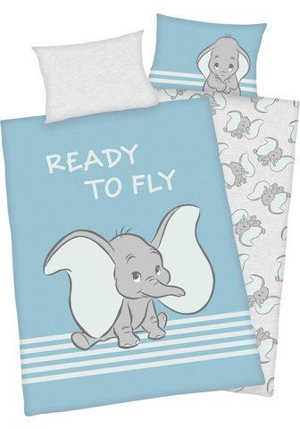 Disney Babybettwäsche »Dumbo« su niedlichem H...