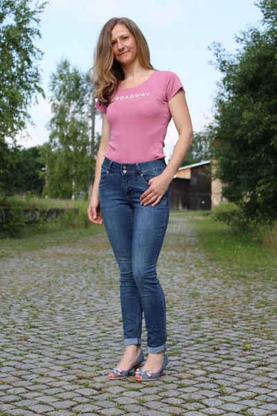 Buena Vista Stretch-Jeans »Tummyless-Z«