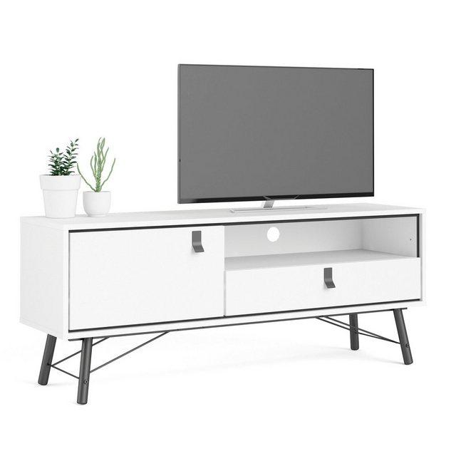 TV Möbel - Home affaire TV Board »Ry«, TV Unit mit 1 Tür, 1 offenen Fach und 1 Schublade  - Onlineshop OTTO