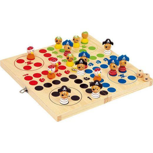 Small Foot Spiel, »Ludo Pirateninsel«