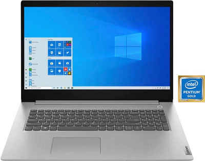 Lenovo IdeaPad 3 15ITL05 Notebook (39,62 cm/15,6 Zoll, Intel Pentium Gold 7505, UHD Graphics, 512 GB SSD, Kostenloses Upgrade auf Windows 11, sobald verfügbar)