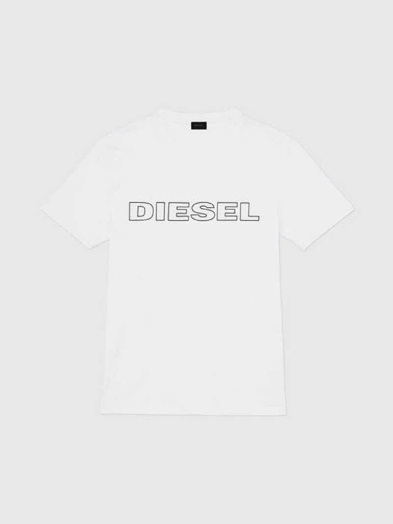 Diesel T-Shirt »Jake R-Neck«
