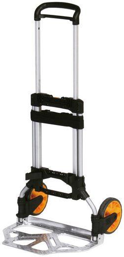 PROTAURUS Sackkarre »LiZZy-cart 512-1004«, klappbar, Gesamttraglast 150 kg, Alu