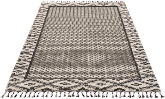 Teppich »Frida«, andas, rechteckig, Höhe 18 mm, Woll-Look