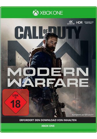 Activision Call of Duty Modern Warfare Xbox One
