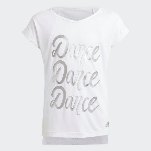 adidas Performance T-Shirt »GIRLS AEROREADY DANCE TEE«