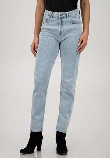 ONE MORE STORY Straight-Jeans im 5 Pocket Style