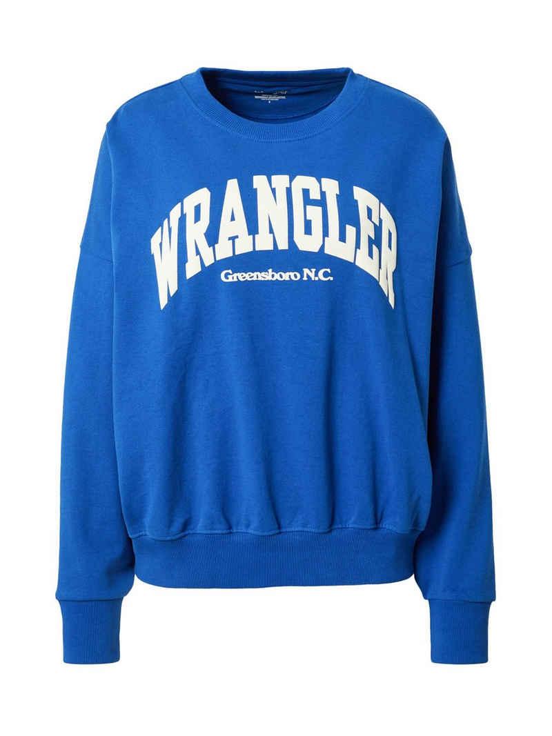 Wrangler Sweatshirt (1-tlg)