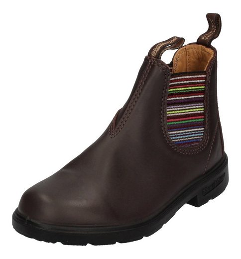 Blundstone »1468« Chelseaboots Brown Stripes