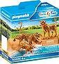 Playmobil® Konstruktions-Spielset »2 Tiger mit Baby (70359), Family Fun«, Made in Europe, Bild 1