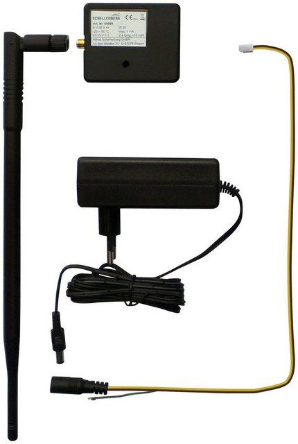 Schellenberg Funksender »Smartphone Garagentoröffner PLUS«, Bluetooth | Baumarkt > Garagen und Carports > Garagentore | SCHELLENBERG