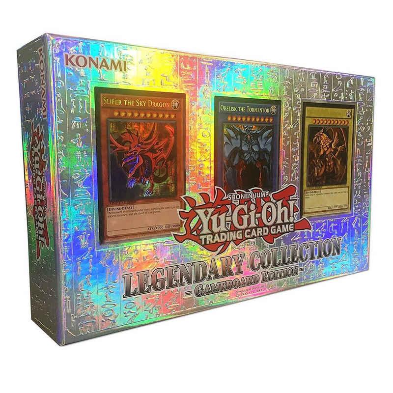 Konami Sammelkarte »Yu-Gi-Oh! Legendary Collection 2010 - Gameboard Edition (DE)«, Sonstiges