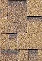 Karibu Dachschindeln, asymmetrisch, 3 m² pro Paket, Bild 1