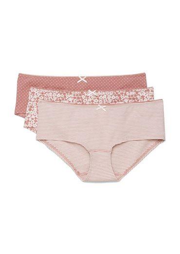 Marc O'Polo Slip »Damen Slips 3er Pack - W-Panty, Briefs, Cotton«