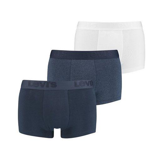 Levi's® Boxer »Herren Trunks - Premium Trunk, Cotton Stretch, 3er«