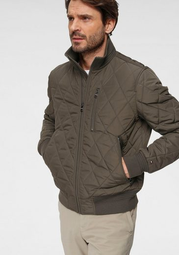 TOMMY HILFIGER Bomberjacke »DIAMOND QUILTED BOMBER«