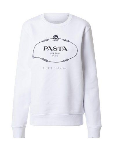 EINSTEIN & NEWTON Sweatshirt »Pasta Sweatshirt Klara Geist«