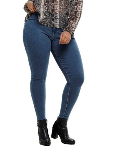 Only Skinny-fit-Jeans »STORM« Jeanshose mit Stretch