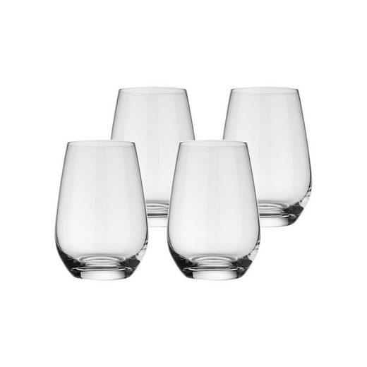 Villeroy & Boch Gläser-Set »Voice Basic Glas Longdrinkglas 4-tlg« (4-tlg)