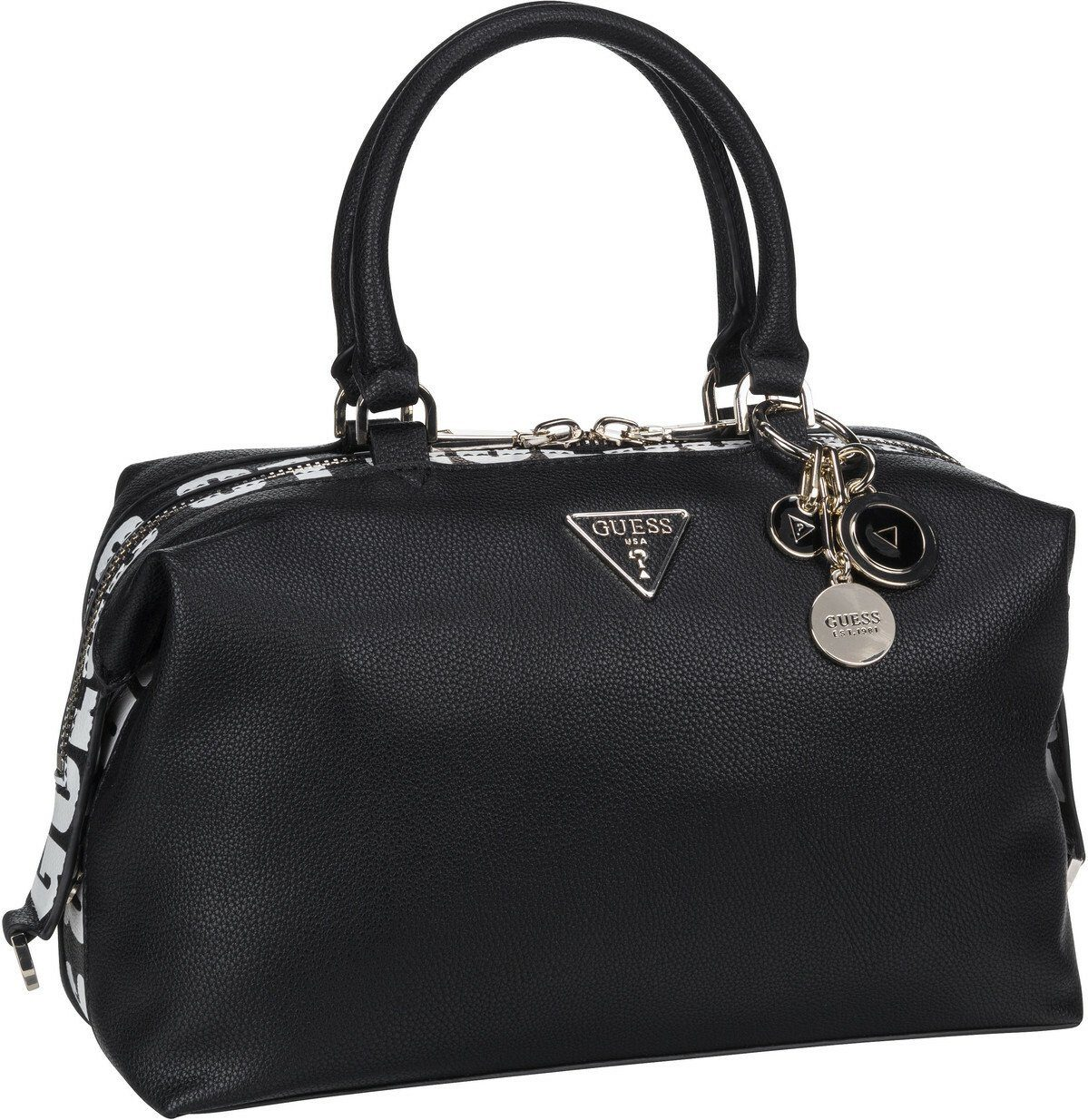 Guess Handtasche »Narita Soho Satchel«, Henkeltasche online kaufen | OTTO
