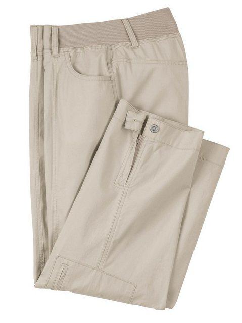 Hosen - Casual Looks Stretch Hose › grau  - Onlineshop OTTO