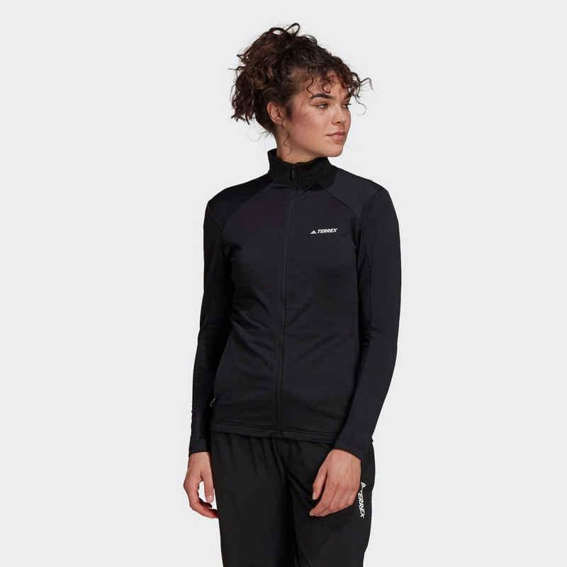 adidas TERREX Fleecejacke »TERREX Multi Primegreen Full-Zip Jacke«