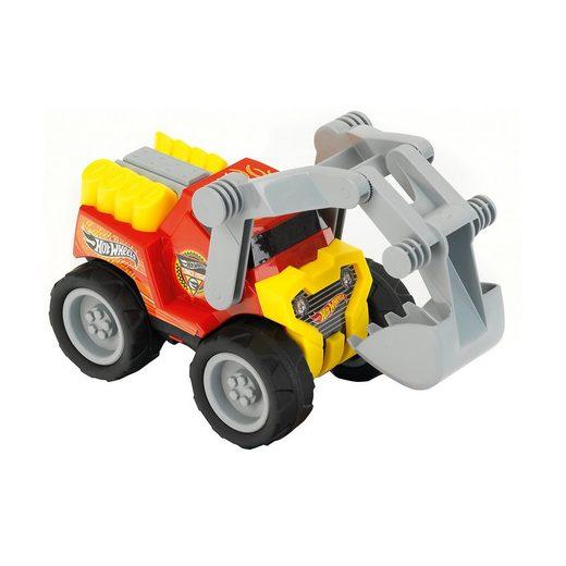 Klein Hot Wheels Löffelbagger, Maßstab 1:24