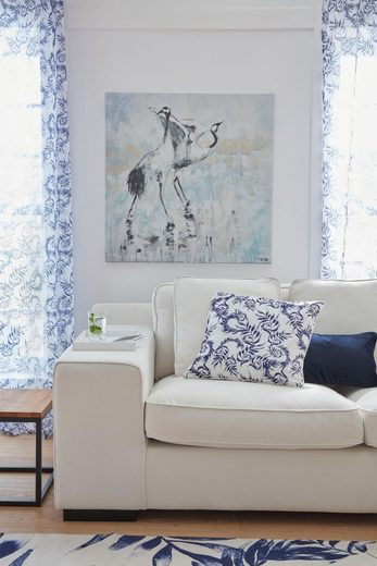 Guido Maria Kretschmer Home&Living Bild »Kraniche«, von Frank Mutters
