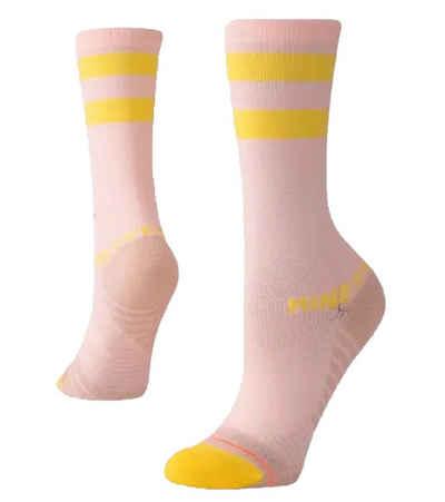Stance Basicsocken »STANCE FEEL360 Mind Over Matter Socken belastbare Damen Trainings-Strümpfe Lauf-Socken Gelb«