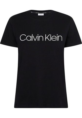 Calvin Klein Marškinėliai »CORE LOGO CREW NK TEE« s...