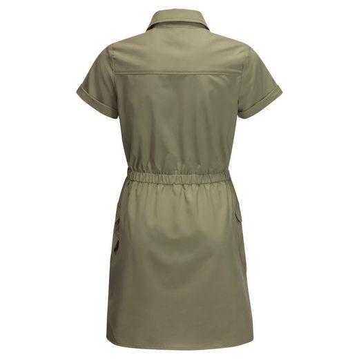 Jack Wolfskin Sommerkleid »TREASURE HUNTER DRESS GIRLS«