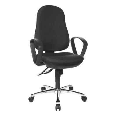 Otto Office Schreibtischstuhl, Rückenlehne mit Beckenstütze